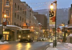 Beautiful Park City, Utah