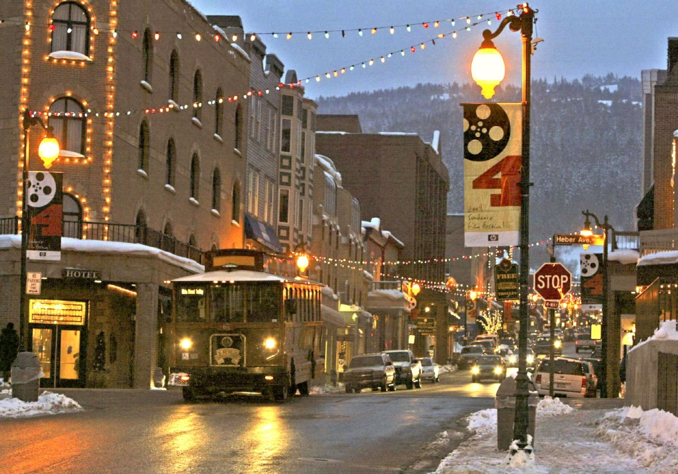 Beautiful Park City, Utah